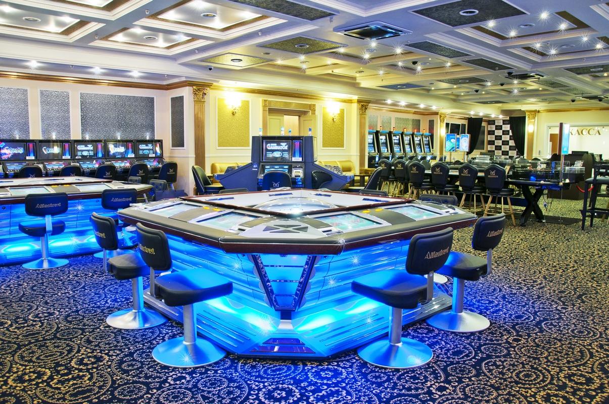 казино баккара минск вакансии