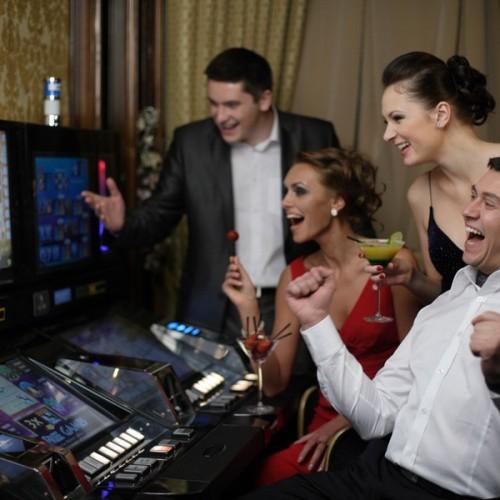 Игровые автоматы в казино Шангри Ла Минск