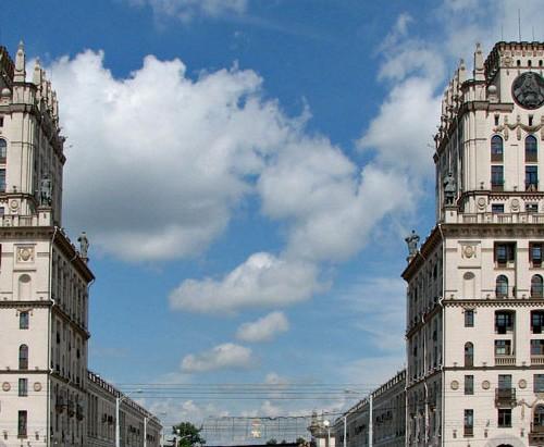 Достопримечательности Минска