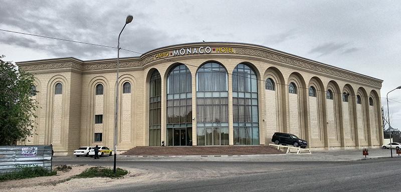 Казино в Казахстане