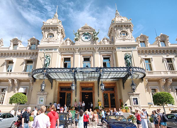 казино в монако