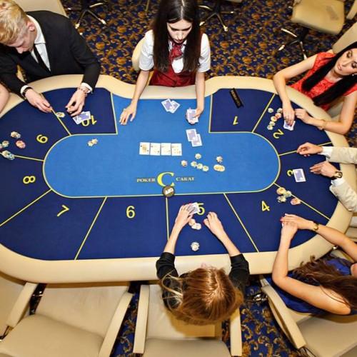казино Карат покер
