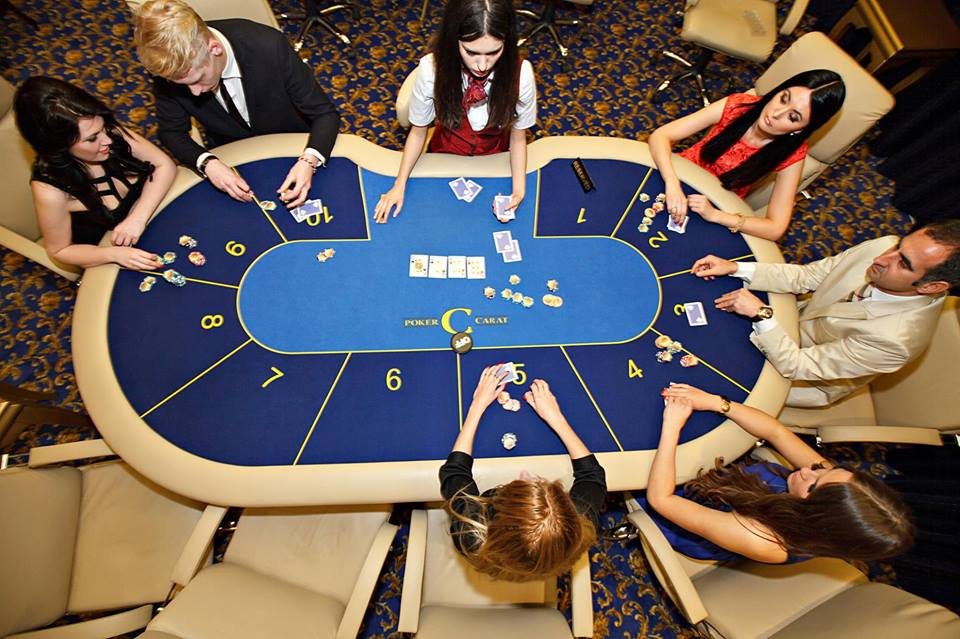 Покер Минска