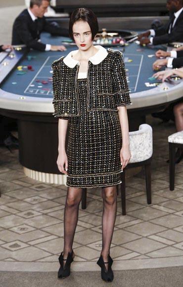Высокая мода от Chanel
