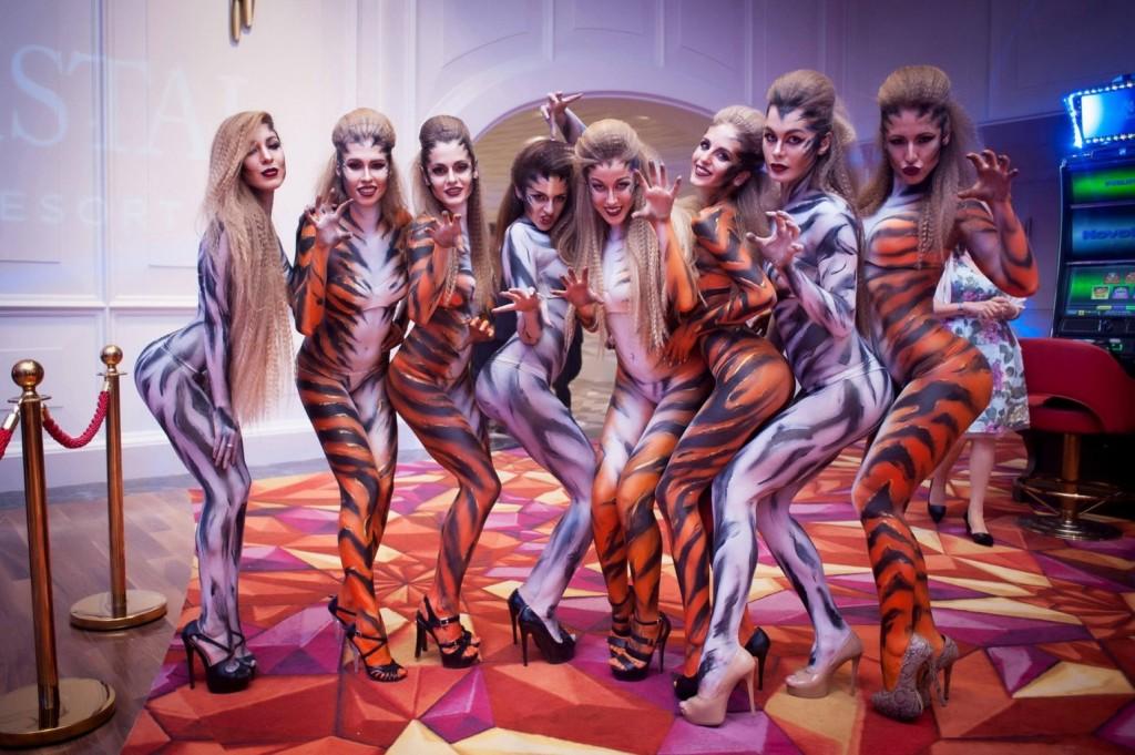 казино Tigre de Cristal в Приморье