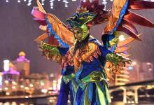 Казино Макао участвуют в параде