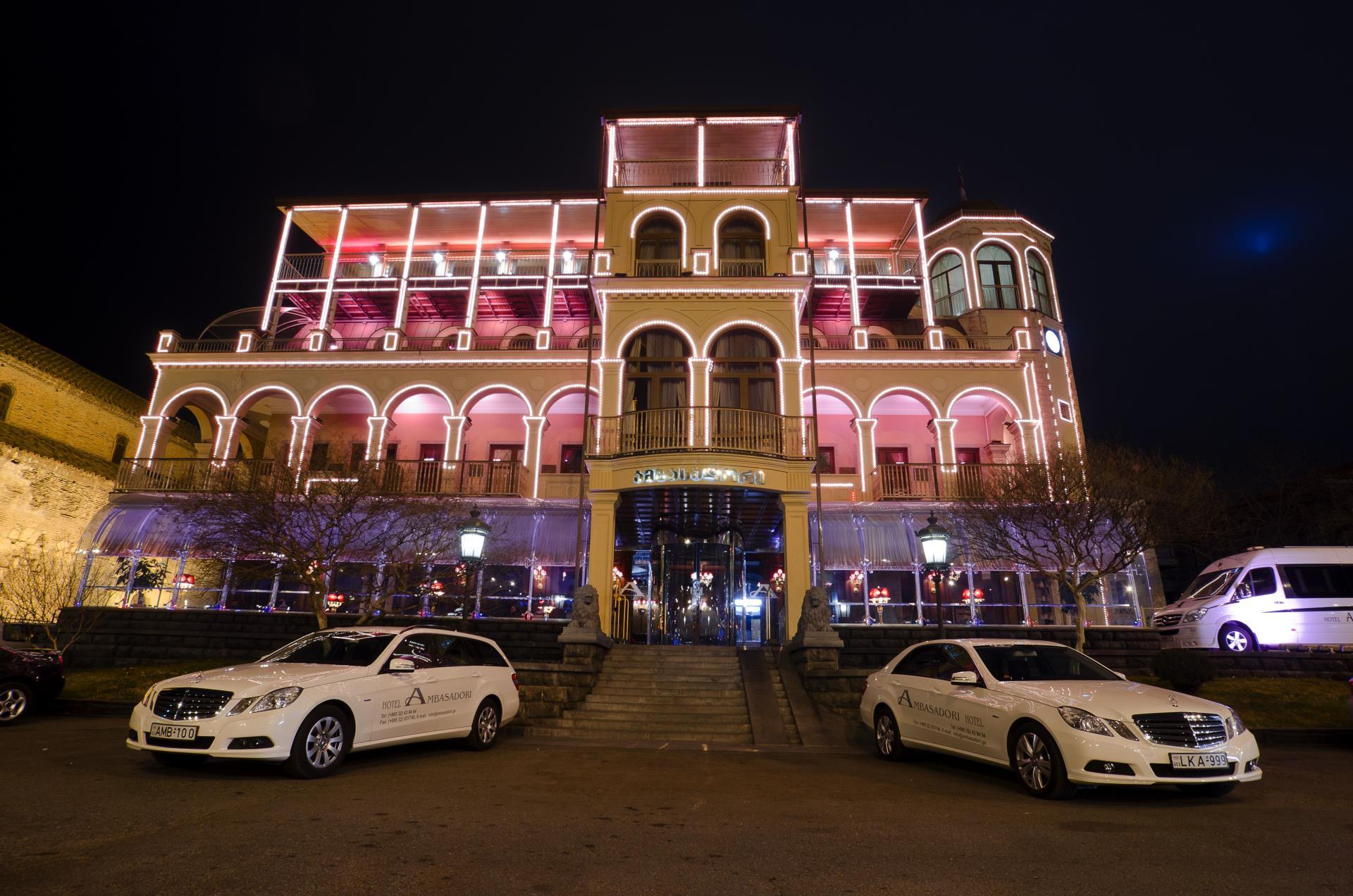 Ambassadori casino