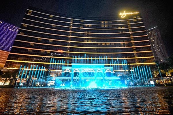 Люксовый отель и казино Wynn в Макао
