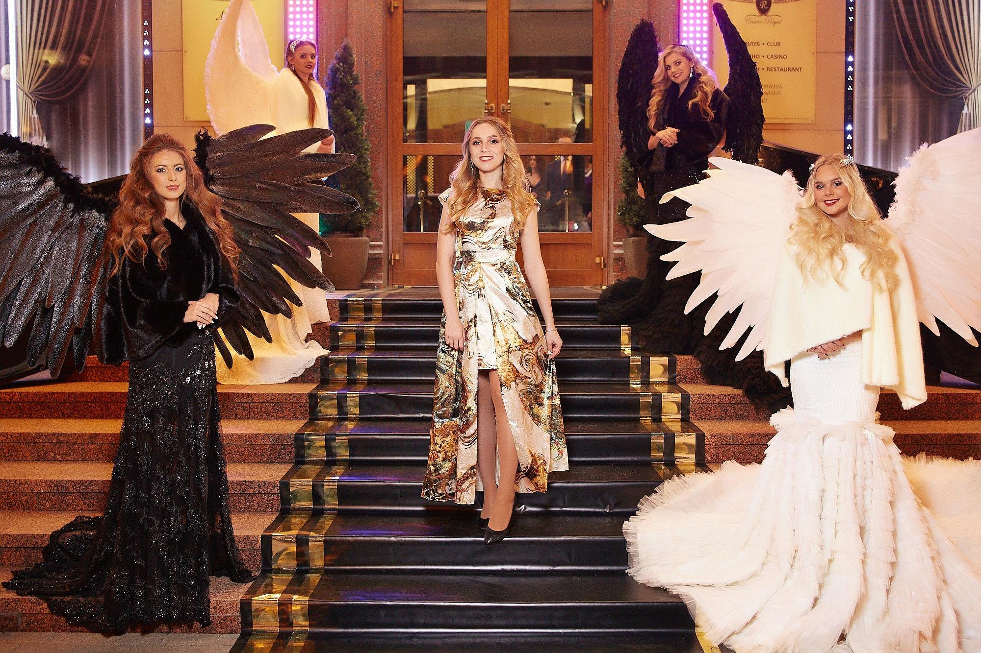 Ангелы и Демоны в казино Royal