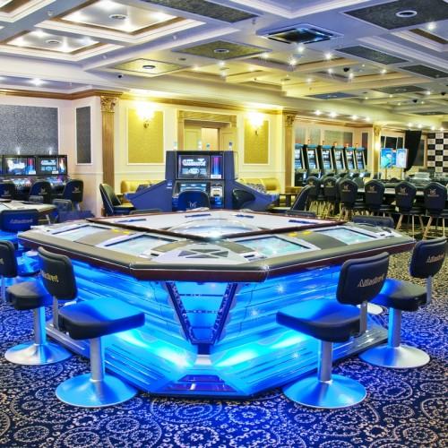 Электронная рулетка в казино Миллениум