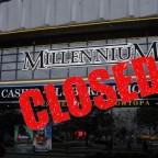 Казино Миллениум Закрыто