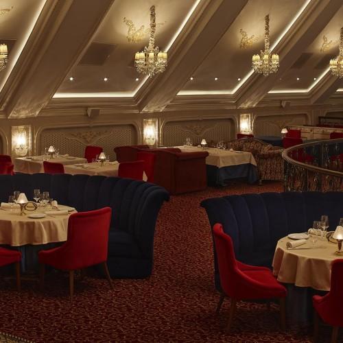 ресторан казино Опера