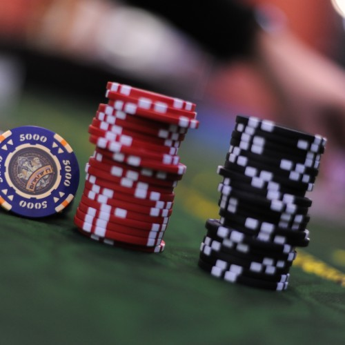 Фишки казино Бакара