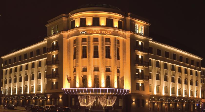 Адреса Гостиниц crowne plaza Минск