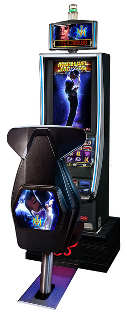 Игровой автомат Майкл Джексон