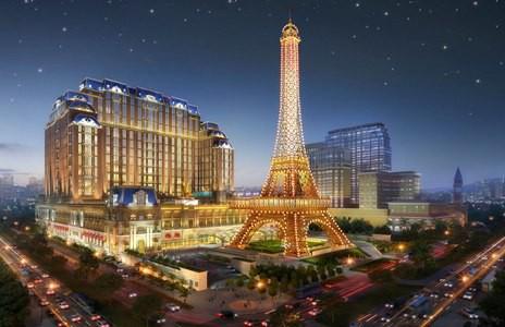 Эйфелева башня появится в Макао в конце 2015 года