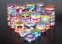 Фишки казино - валюта игорного заведения. Важнейших компонент работы и визитная карточка казино.