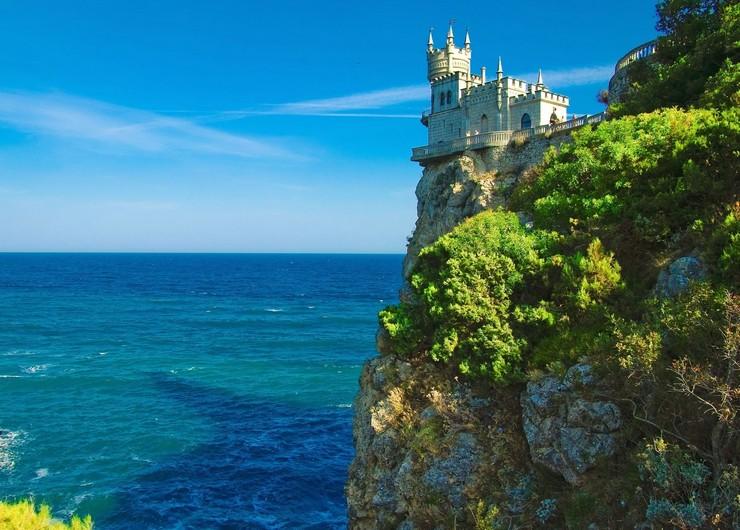 Игорную зону в Крыму назвали Золотой Берег