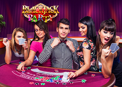 Blackjack Party
