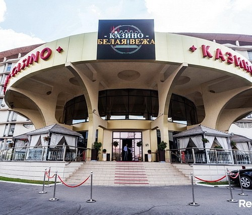 Казино белая вежа на карте ограбление казино через торрент