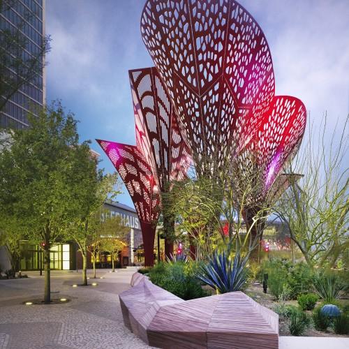 парк в Лас-Вегасе