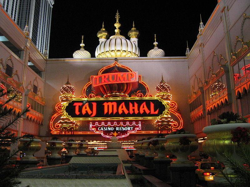 Казино Taj Mahal