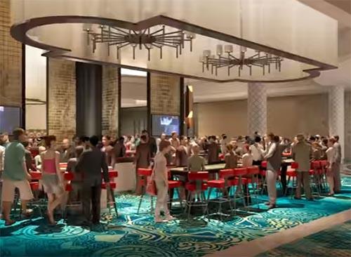 Проект казино на Кипре