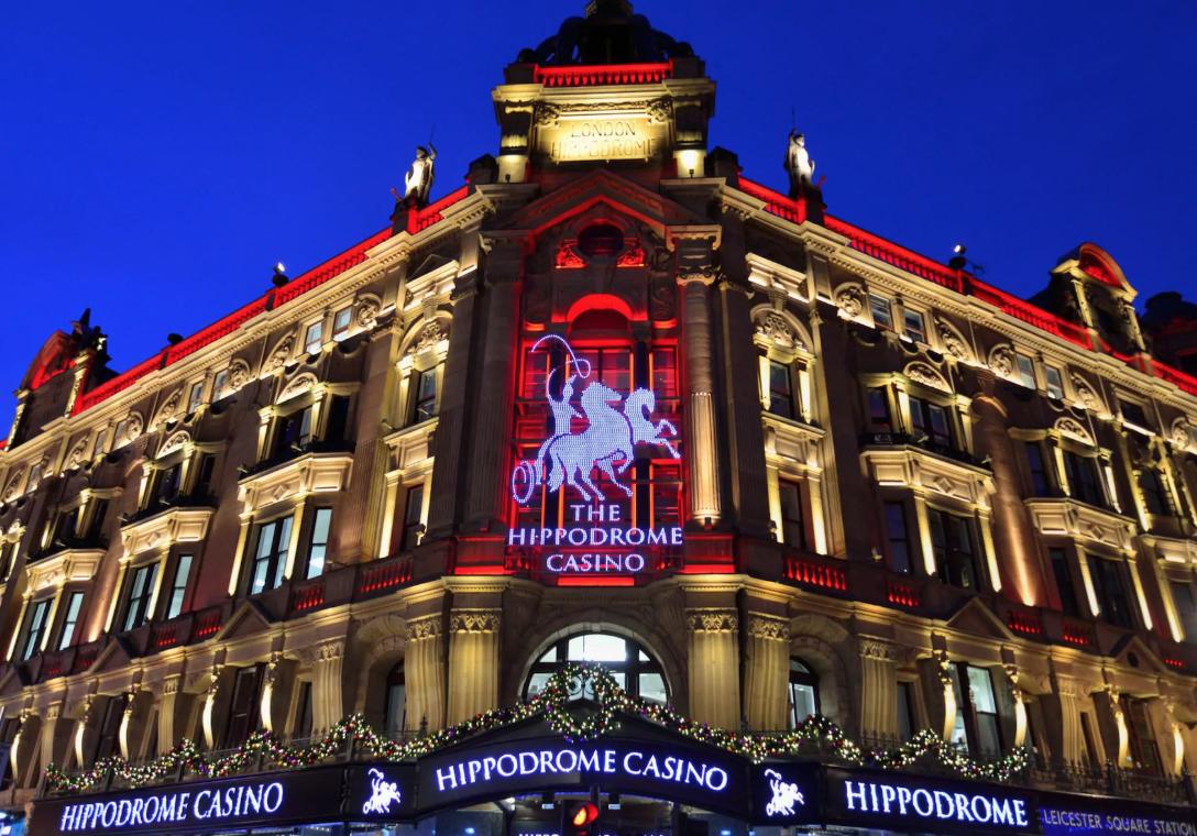 Лондонское казино хочет отгородиться от попрошаек