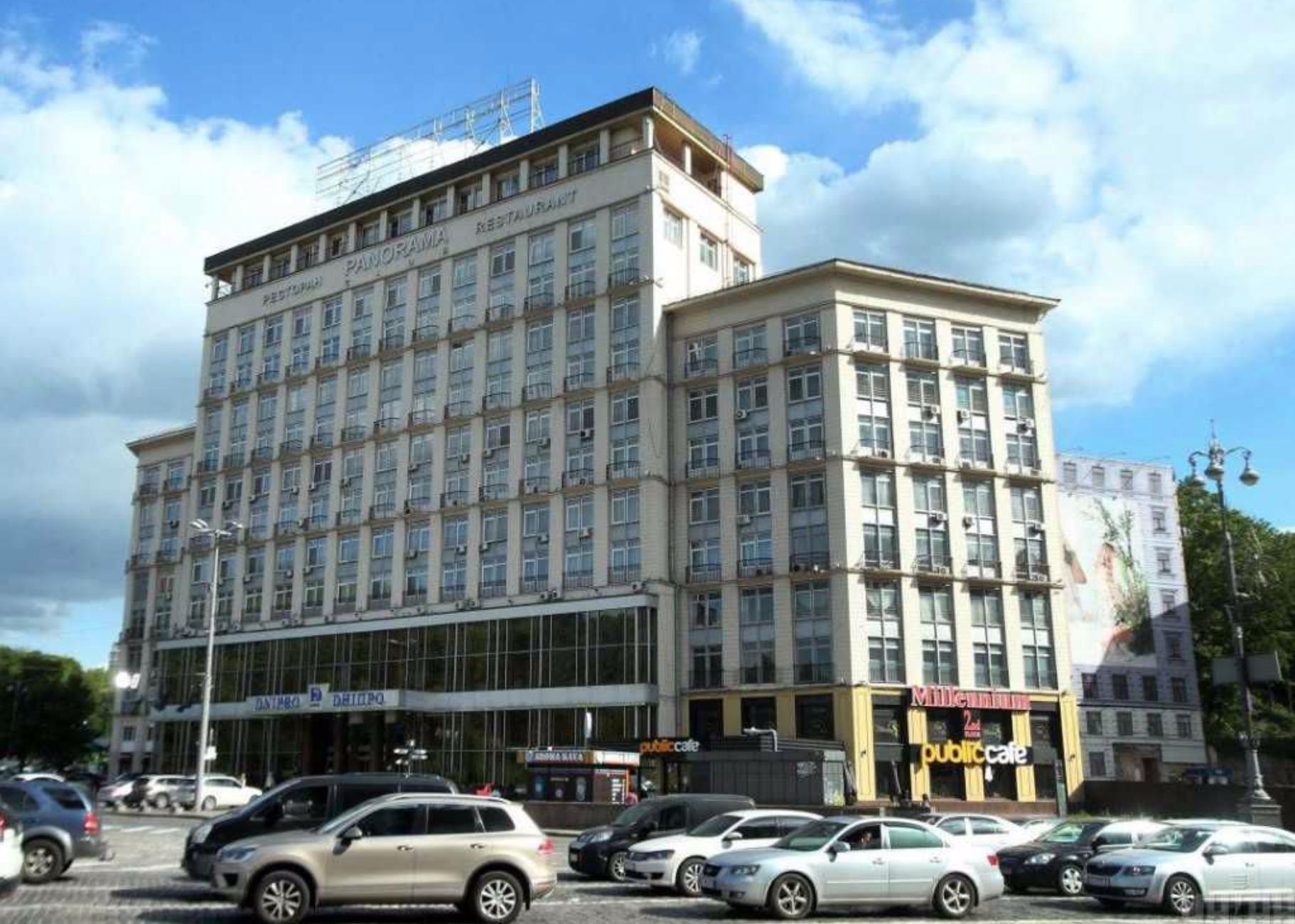 Будет ли в отеле Днепр в Киеве казино?